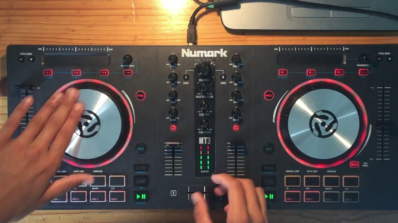 numark mixtrack pro 3 serato tutorial