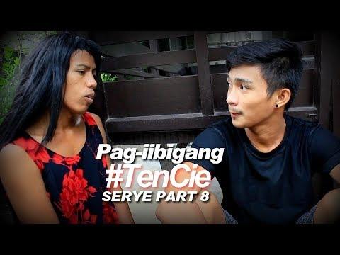 nakakatawang pag ibig Nakakatawang isipin na pag-ibig ang bumuhay sa akin at pag-ibig din ang unti-unting pumapatay sa akin —mau.