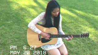Flaming Hot Cheetos  - Clairo (Acoustic Cover)