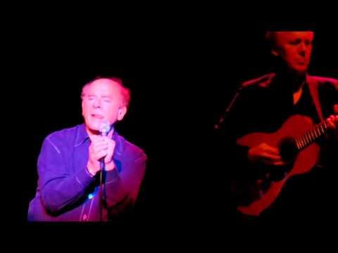 Art Garfunkel Live in Concert 2015 The Boxer