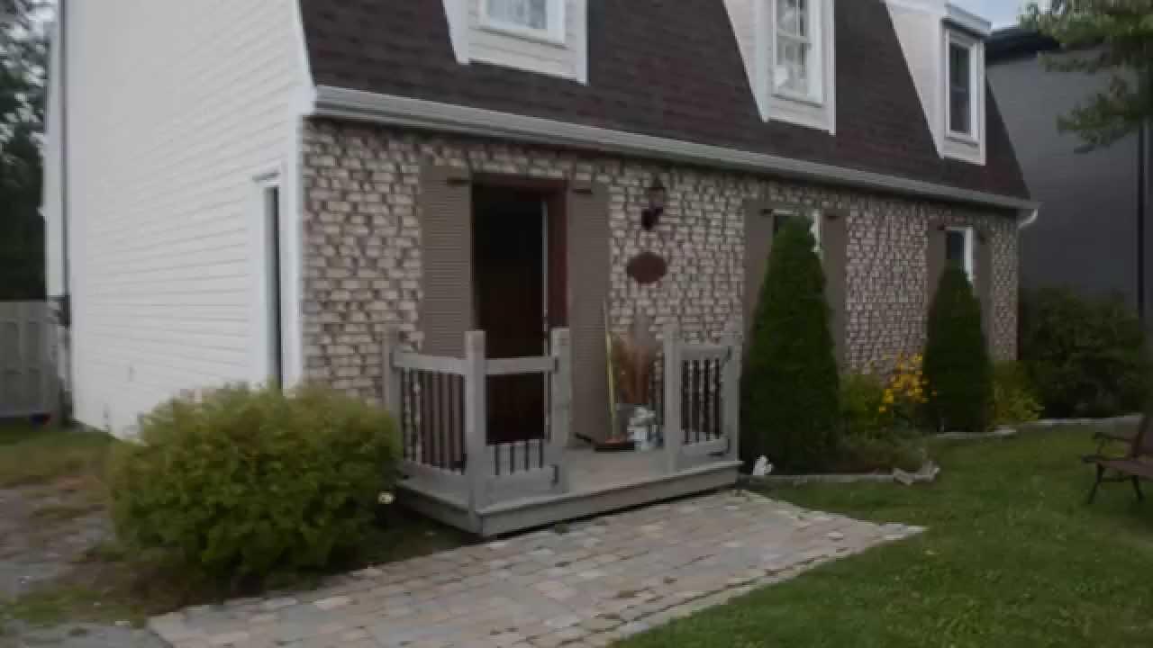 Ma maison ici au canada youtube - Canada maison close ...