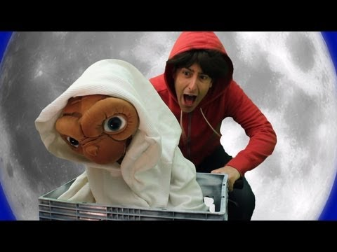 E.T. the Extra-Terrestrial Theme Song - Goldentusk