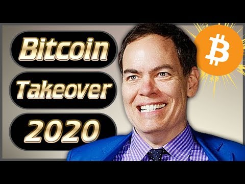 Max Keiser Bitcoin - $100,000 Bitcoin By 2020, Keiser Report Explains Bitcoin Takeover!