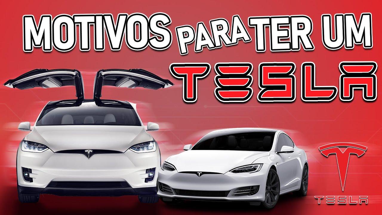 Motivos para ter um Tesla - Bielatorta.com