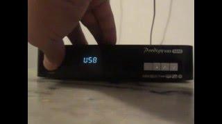 Recovery Via USB Prodigy HD Nano