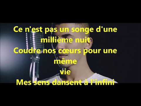 Mickael Pouvin Eternel paroles Lyrics😍