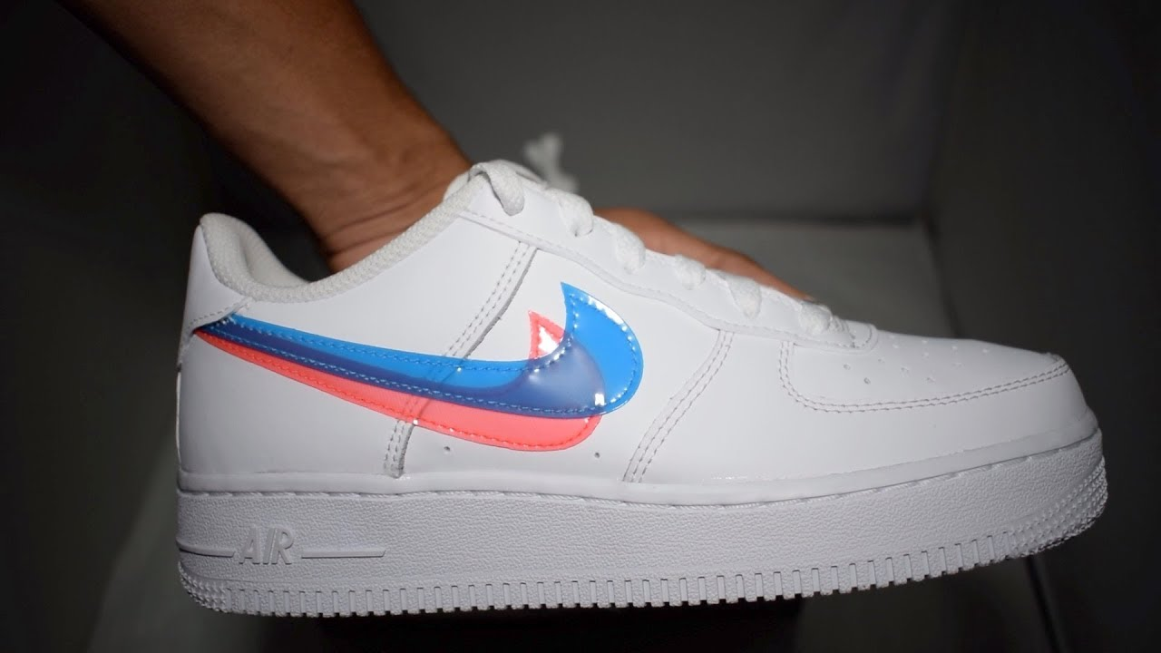 air force 1 3d glasses