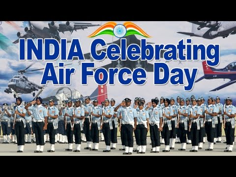 President and PM Modi greeted Indian Air Force for its 84 anniversary