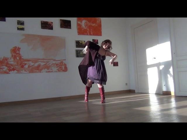 Expo F L Petetin, impro Judith Kazmierczak