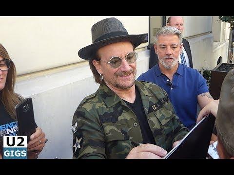 U2 Bono with