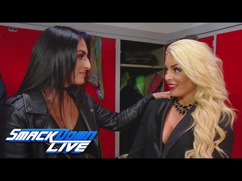 Will Mandy Rose or Sonya Deville enter the Money in the Bank Match?: SmackDown LIVE, April 30, 2019