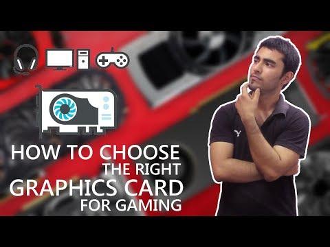 How To Choose a Graphics Card (Hindi)