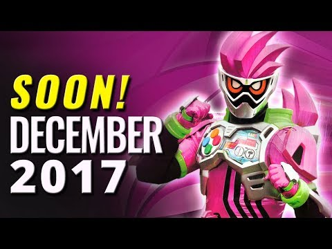28 Upcoming Games of December 2017 | PC, Switch, PS4, Xbox One, Android & iOS