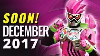 28 Upcoming Games of December 2017