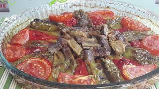 Parmak Kebabı Tarifi ve Malzemeleri