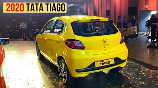 2020 Tata Tiago Facelift BS6 Launched In India (Quick Walkaround)