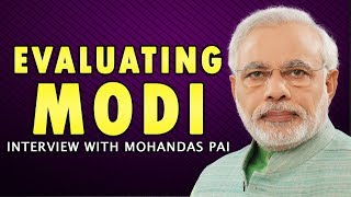 Evaluating Modi: Interview with Mohandas Pai