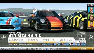 Real Racing 3: -The best paying races in the game. Race 3 Highest R$ prizes