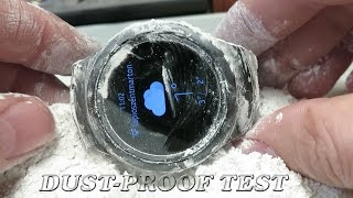 Samsung Gear S2   Water and Dust-Proof test