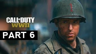 CALL OF DUTY WW2 #6 FULL HD 60FPS | No Comentado | Español | Gerardo Chávarry