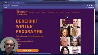 How to access the Bereishit Conference recordings