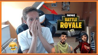 Chris (17) speelt na 3 maanden weer FORTNITE!! (Battle Royale)