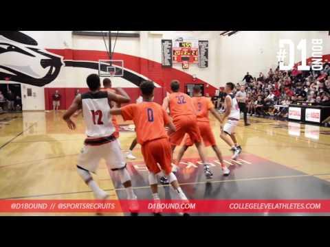 Roosevelt (Corona) vs Corona Centennial: 2017 HS Basketball Highlights - CollegeLevelAthletes.com