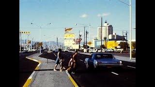 Swimming and Walking Around Las Vegas. 1967.