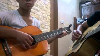 Fiction - VAVH Guitar Duet