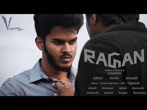 Ragan - Short Film Teaser | Vignesh | Alfred, Aswin, Sharath