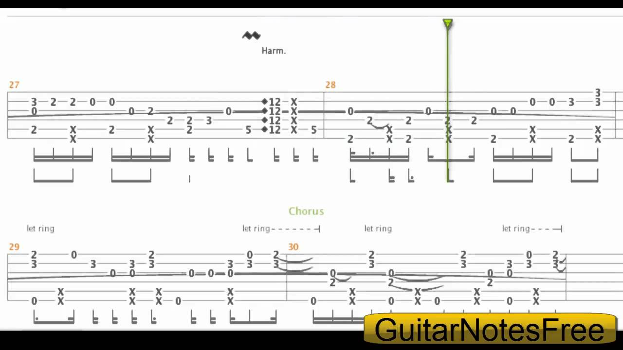 Just The Way You Are Sungha Jung Guitar Tab Hd Sheet Youtube
