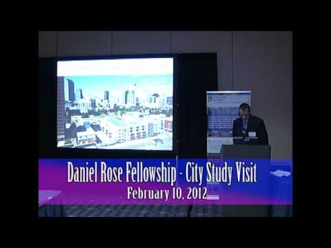 Daniel Rose Fellowship - Tampa City Study Visit