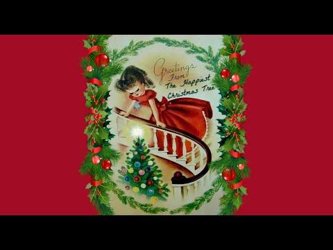 "Amy Barbera- ""The Happiest Christmas Tree"" Animated Music Video 2013"