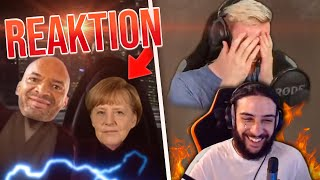 Die BESTE Star Wars Verarsche  REAKTION! 🤣 Tom & Taha Stream Highlights