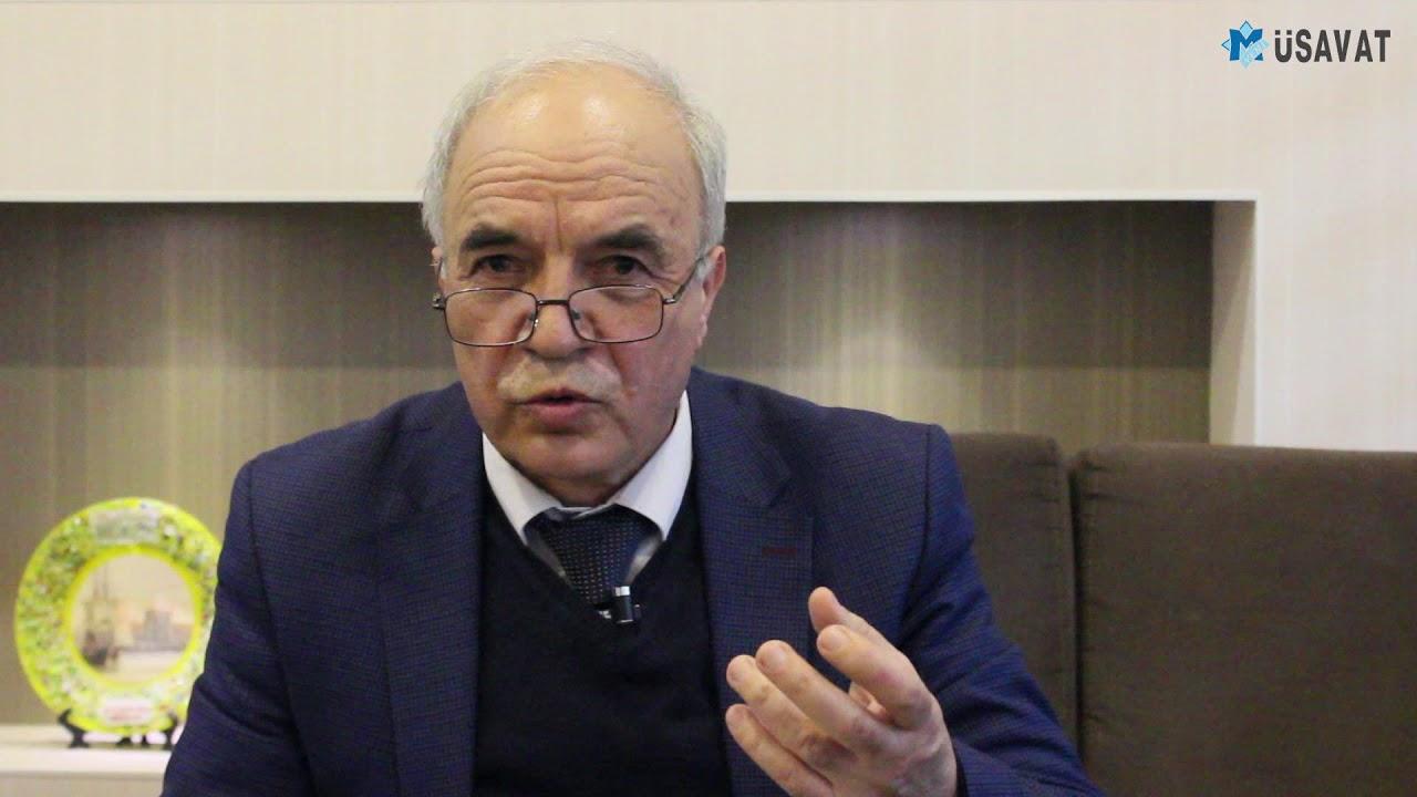 """Tanınmış sosioloq Əhməd Qəşəmoğlu: """"Mən demokrat deyiləm, çünki onun mahiyyətini bilirəm"""" - VİDEO - ONN İnformasiya Agentliyi"""
