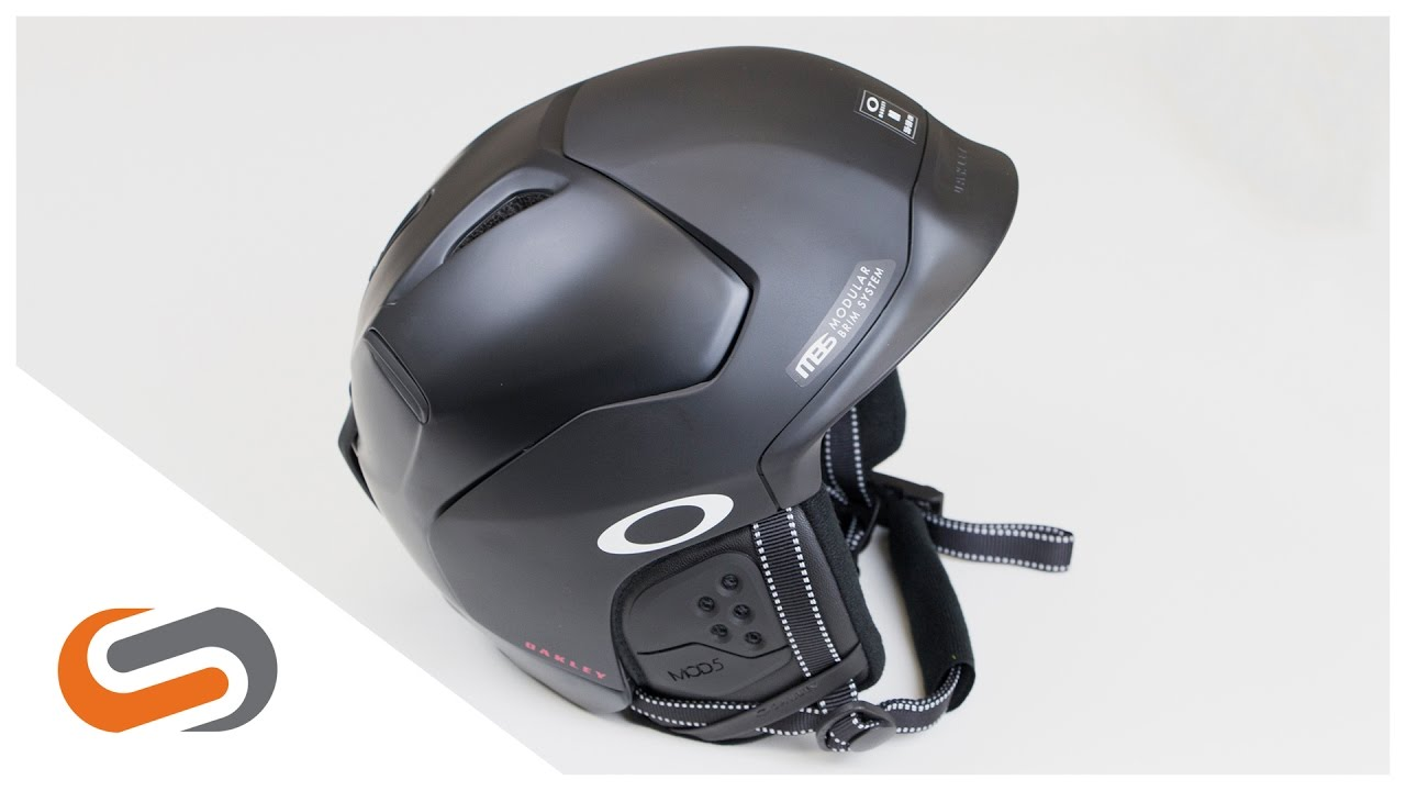 fcf0288eb52 Oakley Mod5 Helmet Unboxing   Full Review