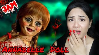 *ANNABELLE Doll* Real Horror Story Ep - 4 | Most Haunted | Nil and Situ Vlogs