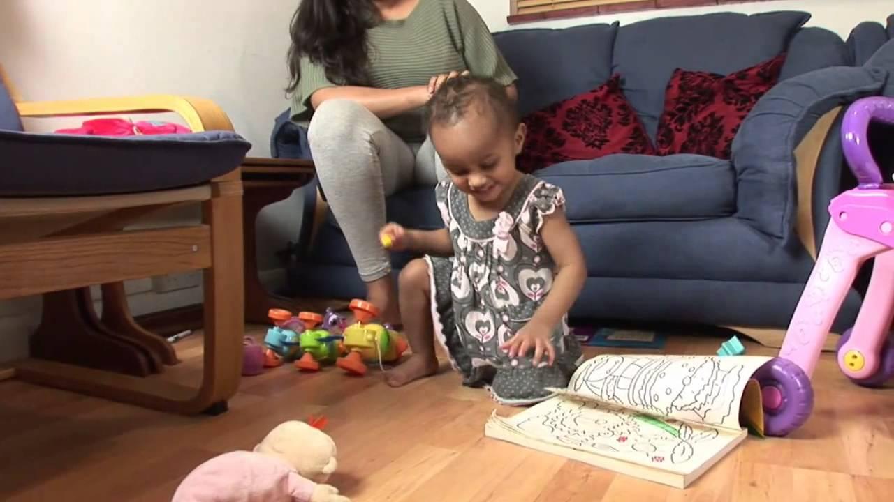 A Toddler S Brain Development 12 18 Months Youtube