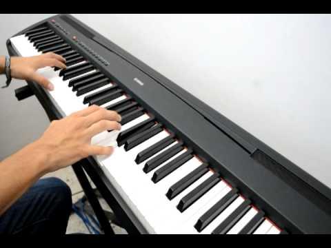 Can you feel the love tonight - the Lion King (Elton John) - Piano