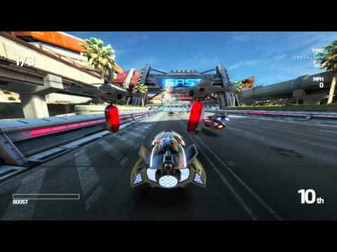 FAST Racing NEO - 05 (Cobalt Cup: Supersonic League)