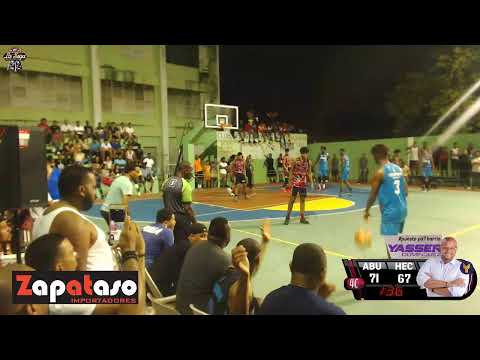 LOS ABUSADORES Vs HECHOS BASKETBALL | 15.7.19 | SEMI FINAL | #LASOGUITA2K19 #SOGAPURA