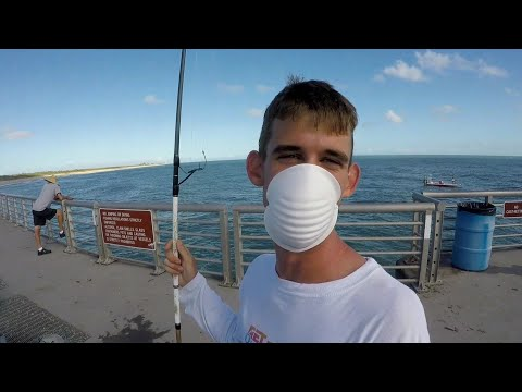 Toxic RED TIDE Fishing? - Florida