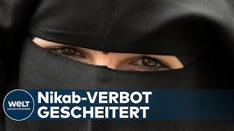 NACH GERICHTSBESCHLUSS: Hamburgs Schulsenator will Vollverschleierung nicht zulassen