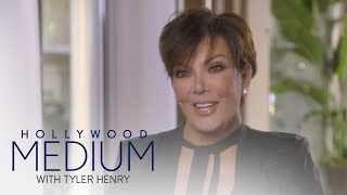 Khloé Kardashian Interrupts Kris Jenner's Reading | Hollywood Medium with Tyler Henry | E!