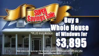 Replacement Windows San Antonio TX | 210-598-9842 | Window Depot Super Savings Sale