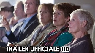 Ritorno al Marigold Hotel Trailer Ufficiale Italiano + Cinema News (2015) - Richard Gere HD