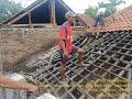 Warga Cipondok Mulai Perbaiki Rumah Terdampak Gempa
