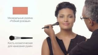 Техника нанесения макияжа от Mary Kay