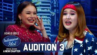 Download lagu Dari Solo, Tapi Michelle Fasih Berbahasa Inggris!? - Indonesian Idol 2021