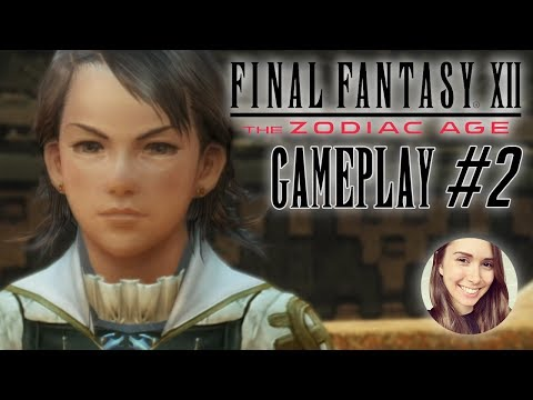 [ Final Fantasy XII: The Zodiac Age ] Meeting Larsa - Part 2
